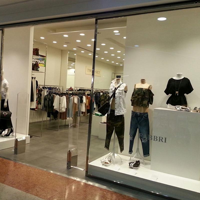 Negozio Fabbri boutiques | Le Porte Franche Erbusco (Brescia)